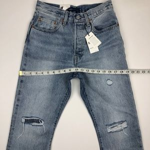 Levi's Jeans - NWT LEvi's Made & Crafted 501 Straight Leg Jean